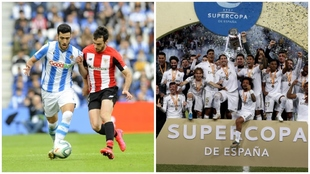 La final de Copa se pasa al 4 de abril, la de este curso el 18 y se mantiene la Supercopa de Arabia