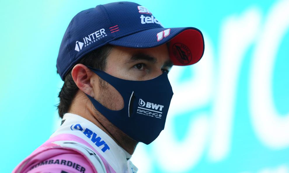 Checo Pérez logra el segundo puesto del GP Turquía.