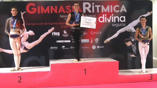 Eneko Lambea, nuevo campeón de España absoluto
