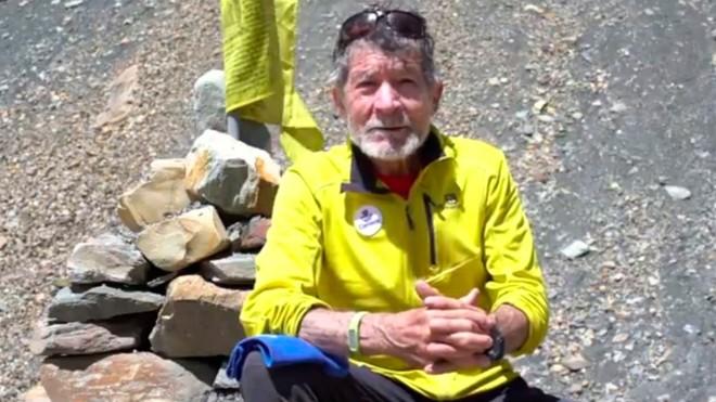 Soria intentará subir el Dhaulagiri y el Shishapangma en primavera con 81 años