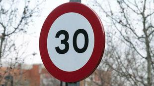 Las multas por los nuevos limites de velocidad en ciudad - 30 km/h