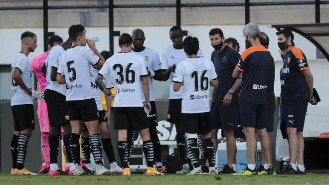 El Valencia se estrenará en Copa en un campo de nivel en Terrassa