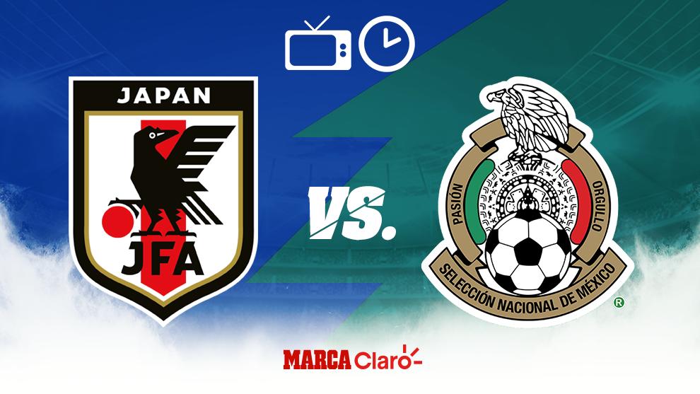 Futbol En Vivo Mexico Vs Japon En Vivo Horario Y Donde Ver El Partido Amistoso De Fecha Fifa Marca Claro Mexico
