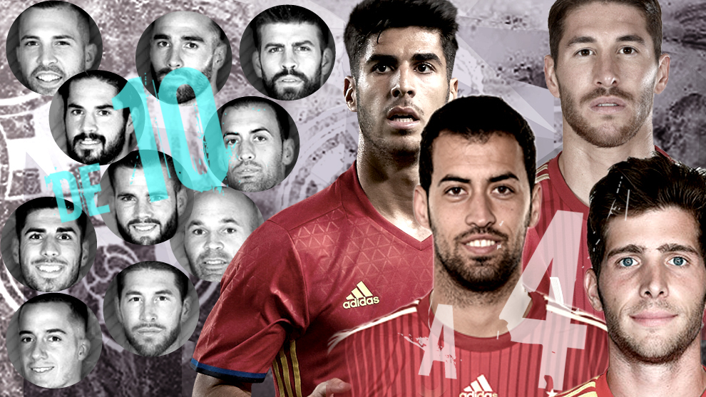 España ya no es un Clásico: el Madrid y el Barça pierden protagonismo en la selección
