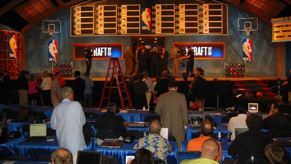 Horario y donde ver hoy en TV la ceremonia del draft de la NBA 2020