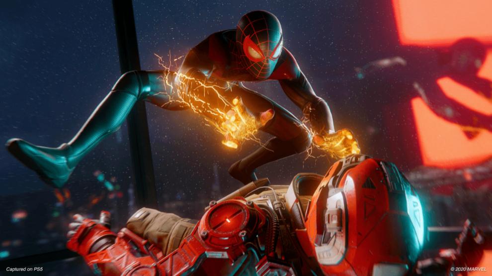 Miles Morales presenta su tráiler del Modo Foto — Marvel's Spider-Man