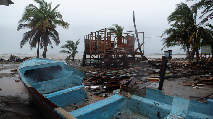 Nuevo huracán 2020: Huracán Iota, en vivo: trayectoria en tiempo real y últimas noticias; se degrada a tormenta tropical | MARCA Claro México