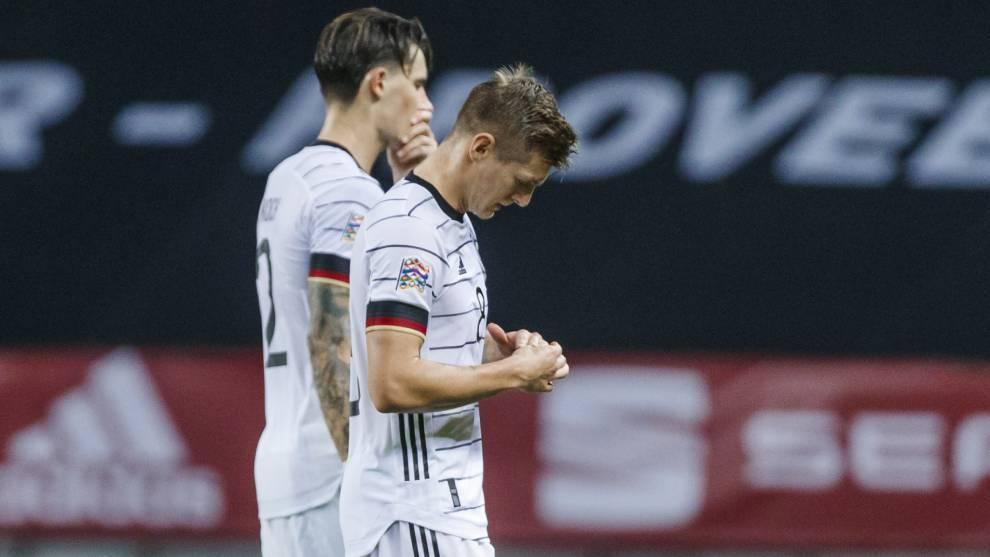 """Kroos: """"Puede que no sea la derrota más amarga de mi carrera"""""""