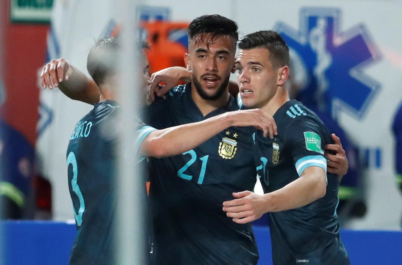 Perú 0-2 Argentina: Argentina aprueba y se lleva un gran triunfo de Lima |  MARCA Claro Argentina