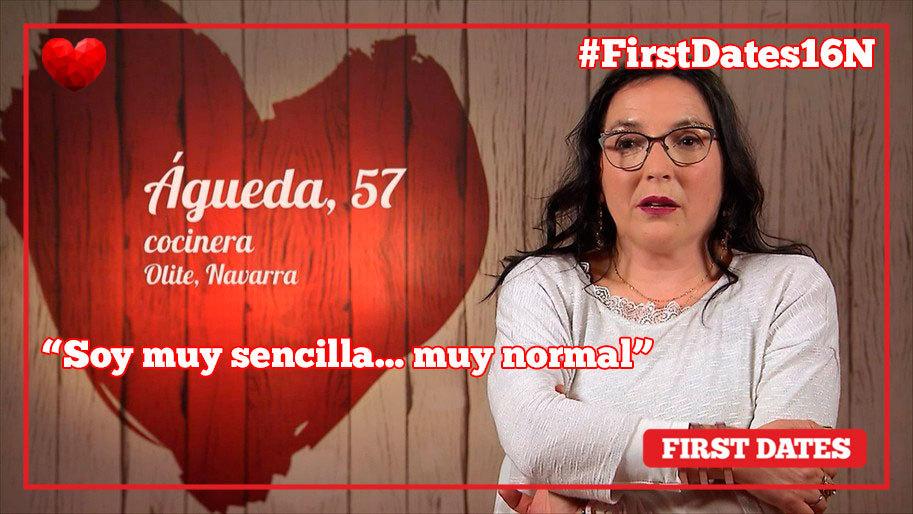 First Dates: la ex monja de clausura busca el amor en el programa de...