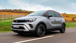 El nuevo frontal llamado Opel Vizor es su mayor novedad estética.