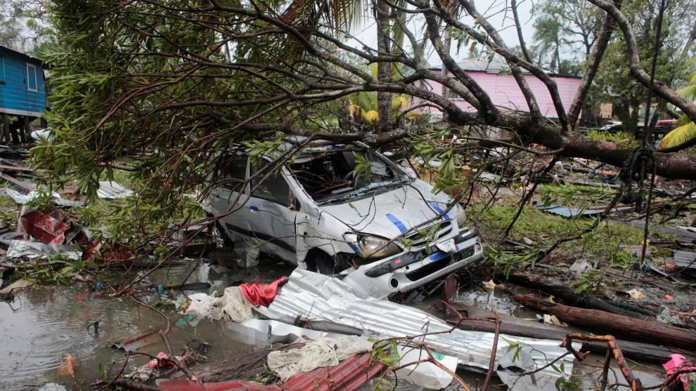 Huracán Iota, noticias de hoy en vivo