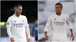 Los problemas del Madrid para Villarreal... y para San Siro: Hazard, Militao, Ramos...