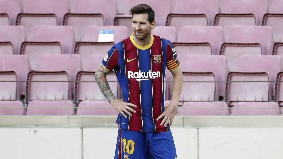 Los motivos de una frase: Hacienda desquicia a Leo Messi