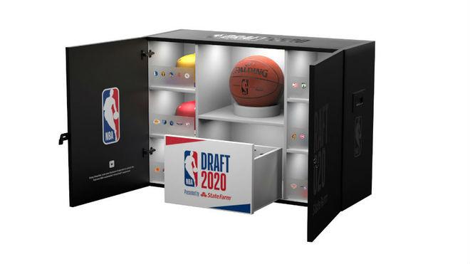 Iphone, tablet... el kit de lujo que la NBA regala a los intengrantes del Draft