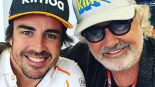 Pablo Motos y Flavio Briatore en El Hormiguero sobre Fernando Alonso