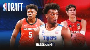 NBA Draft 2020 en vivo.