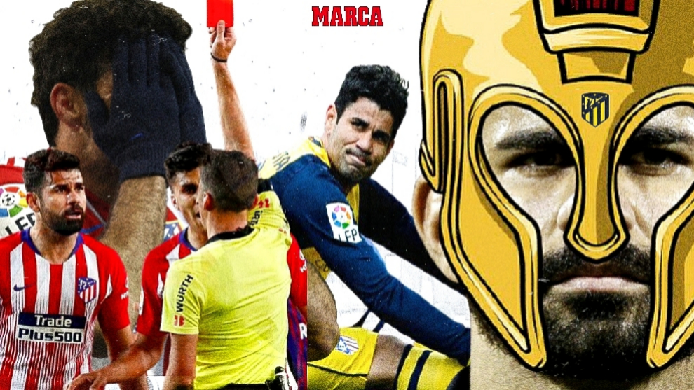 Diego Costa regresa ante su bestia negra
