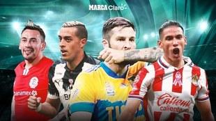 ¿Qué figuras hay en el repechaje de la Liga MX?