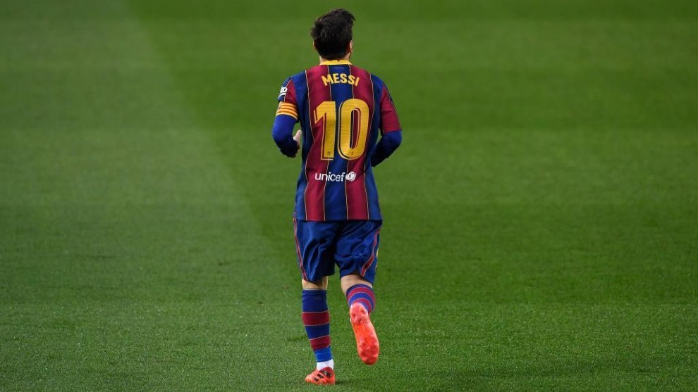 Barcelona: Barcelona not able to sell Messi in January | Marca