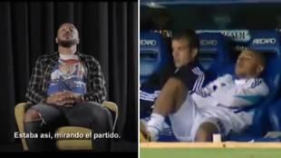 Faubert desvela la verdad sobre su mítica 'siesta' en el Bernabéu