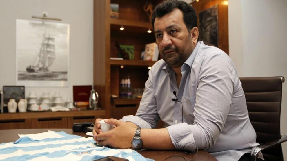 Al-Thani en una entrevista a MARCA.