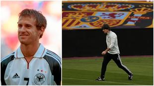 Selección alemana.