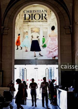 Dior presenta su primera colección para estar en casa