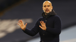 Guardiola renueva con el Manchester City hasta 2023.