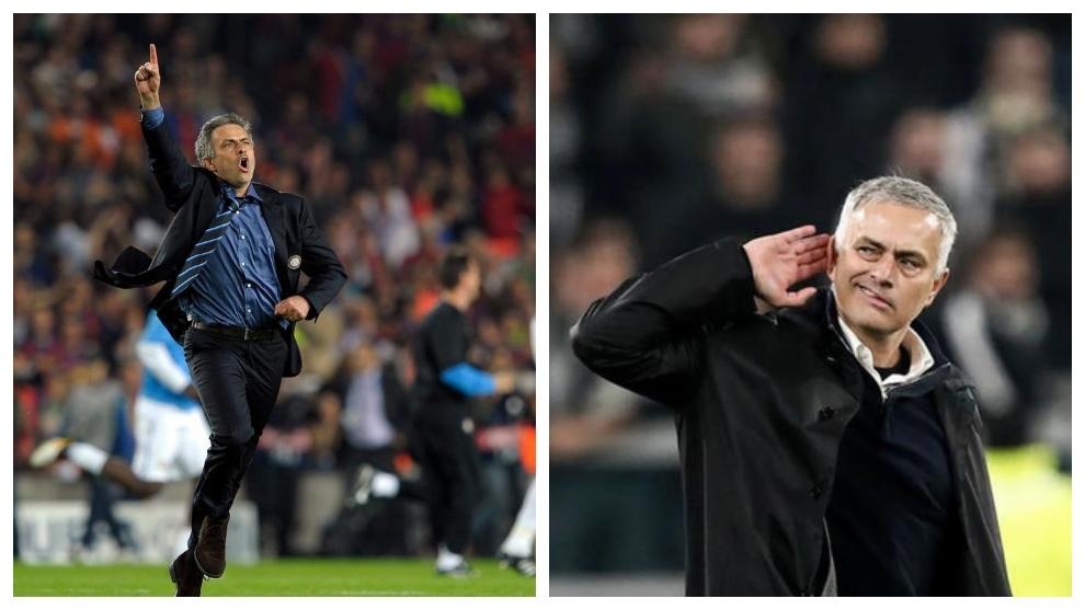 """Mourinho: """"Ya no me siento The Special One, ahora soy The Experienced One"""""""