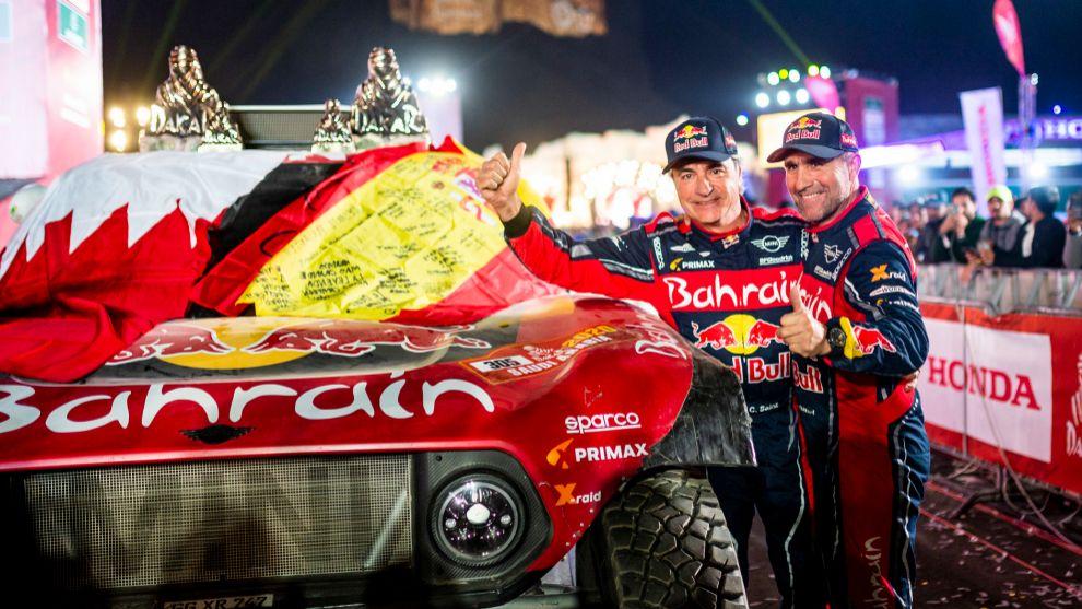 67 españoles en 43 vehículos, en la pre-lista de inscritos para el Dakar 2021