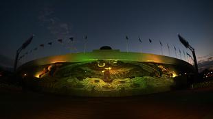El Estadio Olímpico Universitario cumple 68 años.