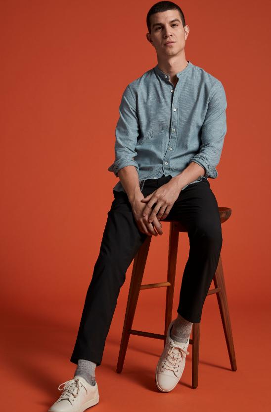 ¿Un pantalón formal que se siente como pants? Dockers es una gran opción para la cuarentena