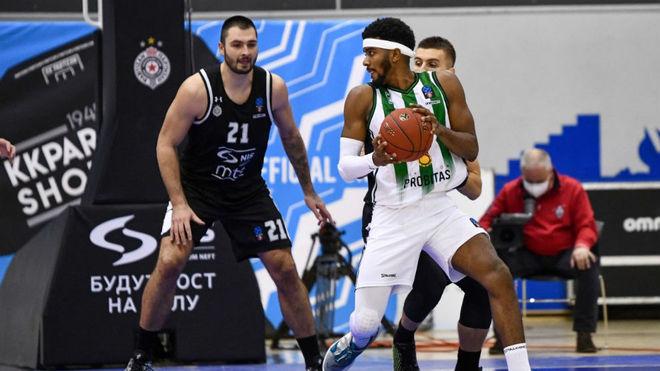 Dawson fue el mejor del Joventut en Belgrado.