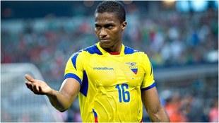 El futbolista ecuatoriano jugará en la Liga MX.