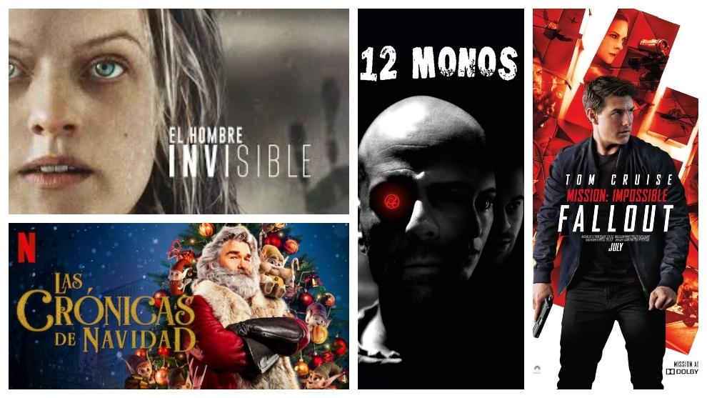 Estrenos de películas en Netflix, HBO, Movistar, Amazon Prime y Filmin para el fin de semana