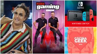 MARCA Gaming Show en directo: Josie viene a liarla con la PS5, cocina Geek y la Switch