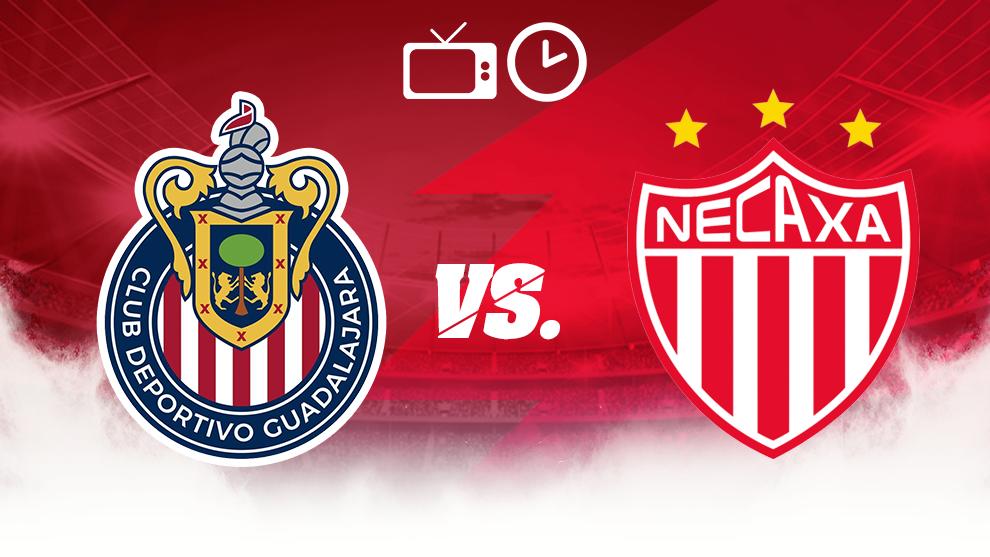 ¿Cómo, cuándo y dónde ver en vivo el Chivas vs Necaxa. | Repechaje...
