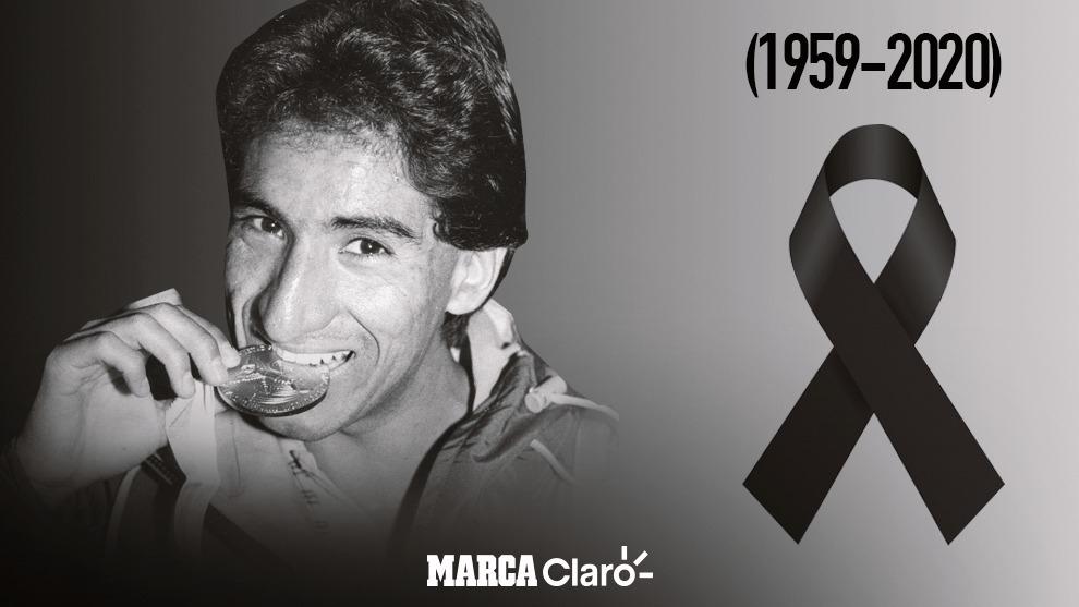 Ernesto Canto, ícono de la marcha mundial, falleció a la edad de 61...
