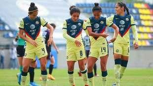 América vence a Pachuca en la Liga MX Femenil.