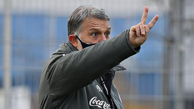 Martino buscará preparar al mejor equipo para llegar a Qatar 2022.