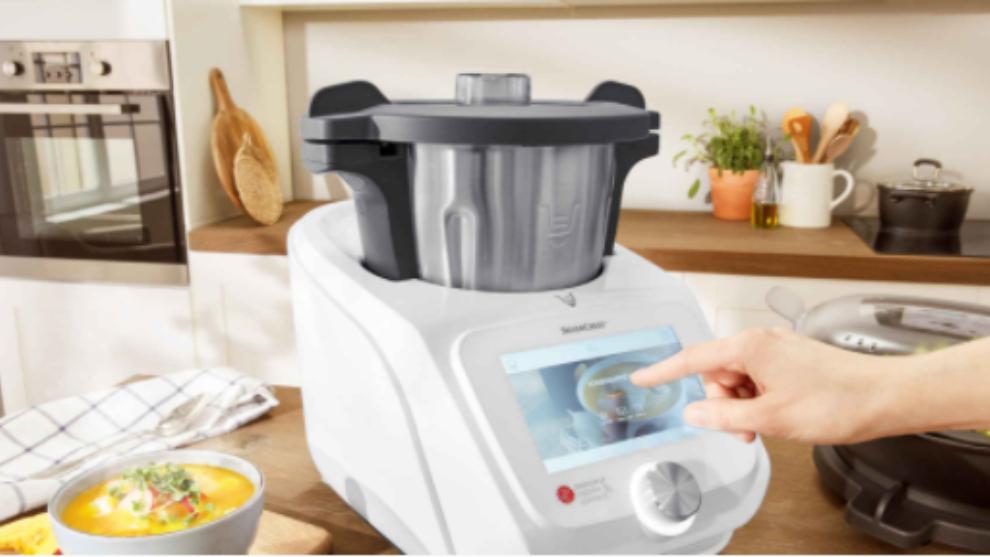 Monsieur Cuisine Connect, el robot de cocina 'low cost' de Lidl sale a...