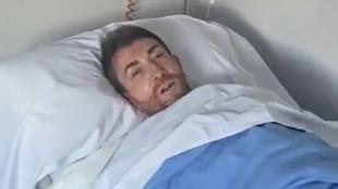 """Pablo Motos preocupa a todos con este vídeo desde el hospital: """"Duele..."""