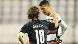 Cristiano Ronaldo quiere regresar al Real Madrid.
