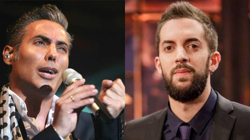 Pitingo y David Broncano