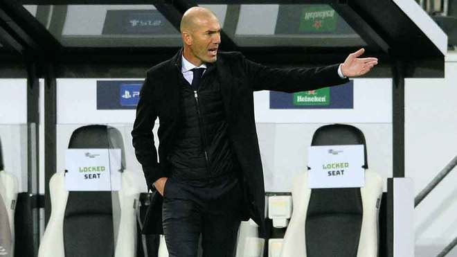 Villarreal empató con el Real Madrid.