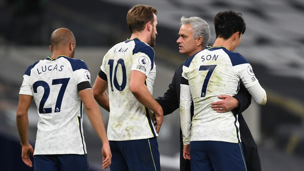 El Tottenham supera al City