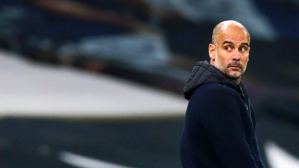 """Guardiola: """"Así son los equipos de Mourinho, si fallas te castigan al contraataque"""""""