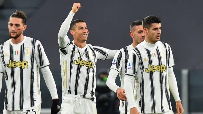 Cristiano Ronaldo acaba con el Cagliari.