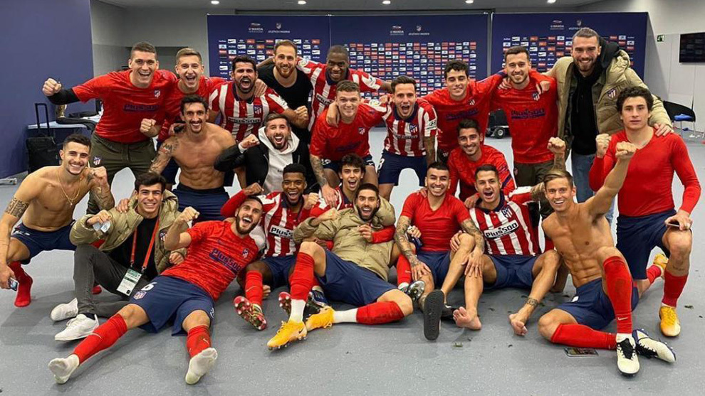 Laliga The Keys To Atletico Madrid Becoming Champions Marca In English